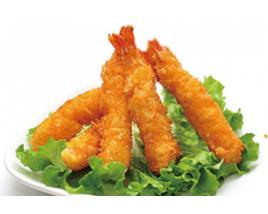 E13-Tempura aux crevettes