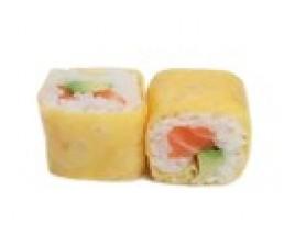EG1-Egg roll,Saumon Avocat
