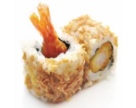 K15 - California oignon frit (Ebi tempura)