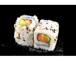 K6 - California saumon avocat
