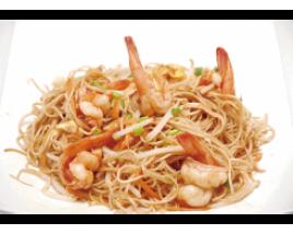 N03-Nouilles Sautée aux crevettes
