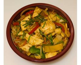 P02-Marmite de riz au poulet